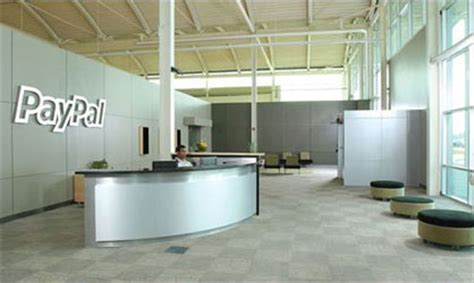 Paypal Office by Office Tenant Improvement Paypal Offices Mechanical