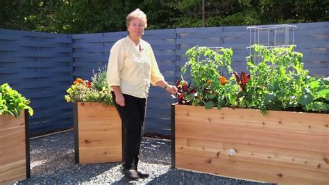 About Our Elevated Cedar Raised Beds   YouTube