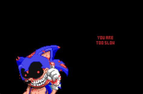 Sonic Exe Know Your Meme - i dislike sonic exe by the way sonic exe know your meme