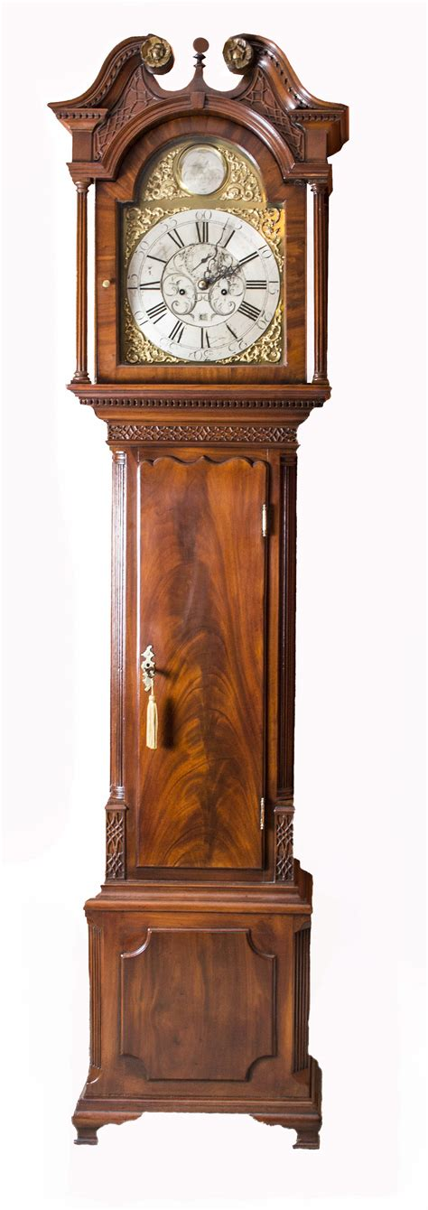 grandfather clock antique grandfather clock j hewitt of sunderland c 1760