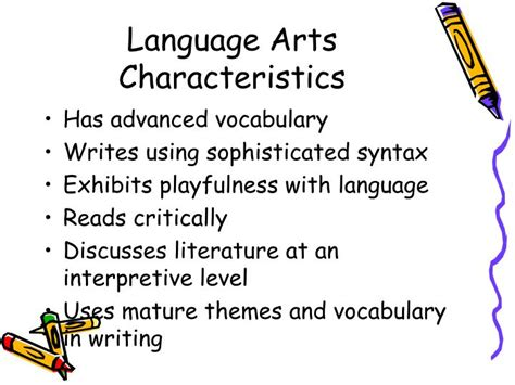theme language arts powerpoint ppt scales for identifying gifted students powerpoint