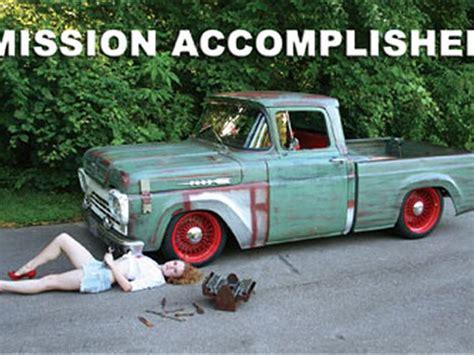 1959 ford f100 custom truck rat rod sport truck magazine