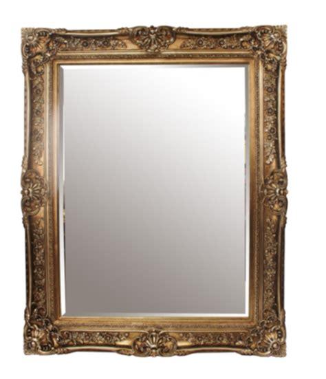 7 Gorgeous Wall Mirrors by 7 Beautiful Traditional Golden Wall Mirrors For Your Home