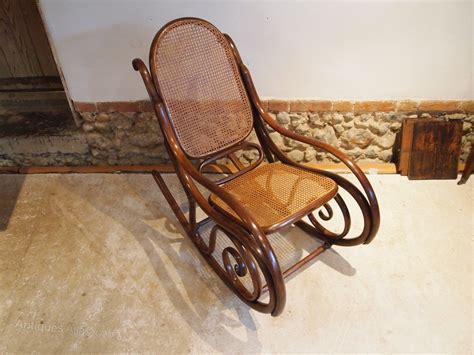 thonet bentwood rocking chair no 1 antiques atlas chair rocking chair original bentwood thonet c1920