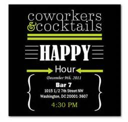 happy hour template farewell happy hour invitation wording alesi info