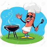 Grilled Hot Dogs Clip Art | 1300 x 1300 jpeg 152kB