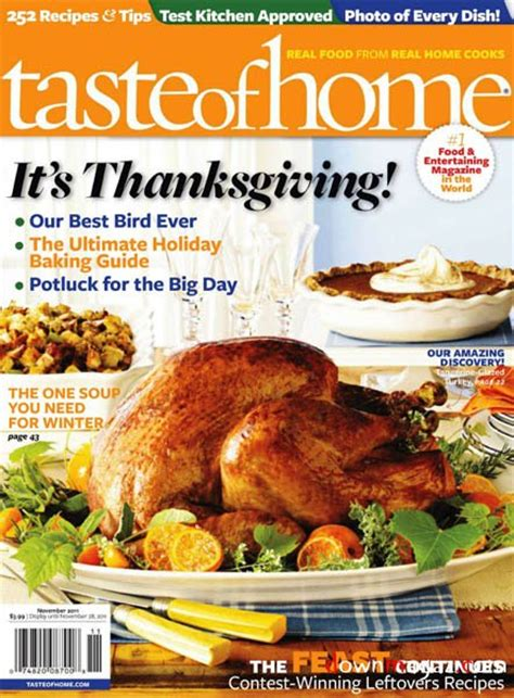 taste of home november 2011 187 pdf magazines