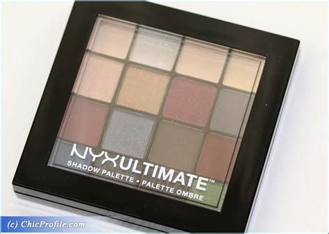 Trend Nyx Eyeshadow Palette nyx ultimate shadow palette review swatches photos trends and makeup