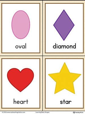 printable flash cards shapes geometric shapes flash cards pictures to pin on pinterest