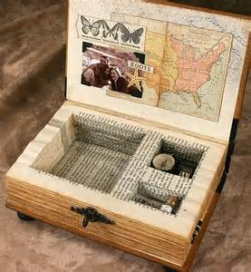 book ideas kay s keepsakes altered book music box