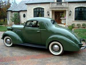36 Buick Coupe Somebody S Business 36 Pontiac 3 Window Business Coupe