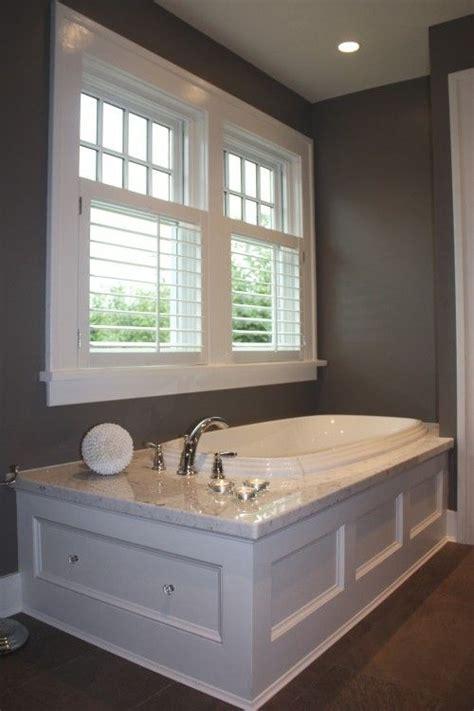 Bathroom Windows Tub Bathroom Window Option Shutters Bath