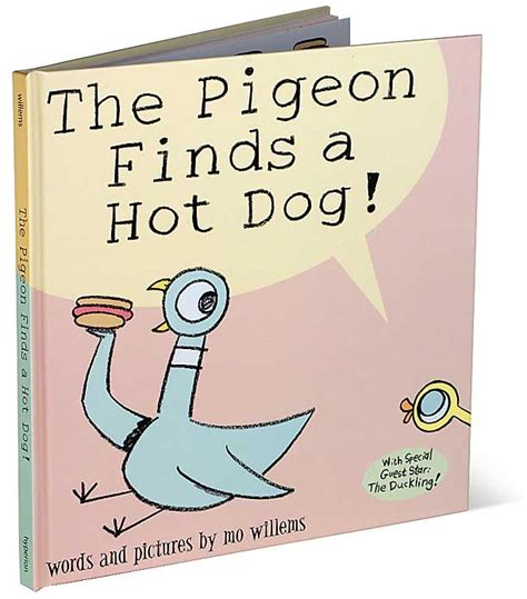 pigeon picture books readers the pigeon finds a