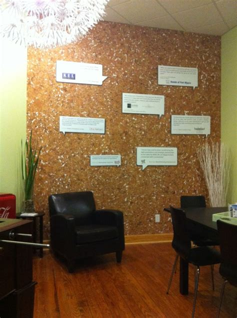 1000 images about cork wall tile installations on