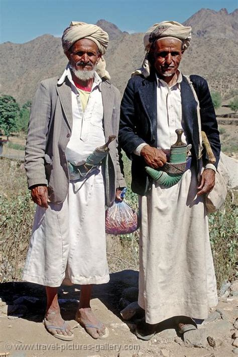 Yemeni Wedding Attire by Travel Pictures Gallery Yemen 0008 Traditionally Dressed