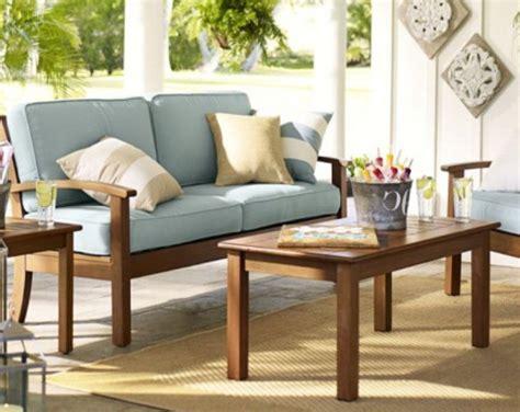 teak outdoor chatham sofa costa furniture