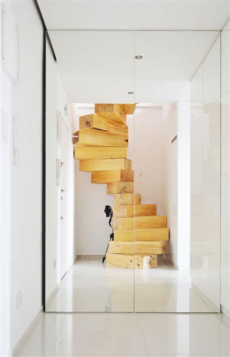pavillon zum ausziehen gewagter stapel wendeltreppe in rzeszow detail