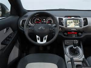 Interior Of Kia Sportage 2014 Kia Sportage Interior
