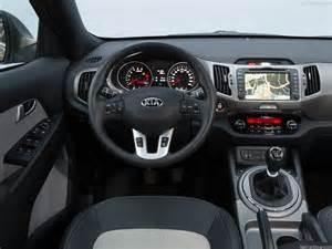 Sportage Kia Interior 2014 Kia Sportage Interior