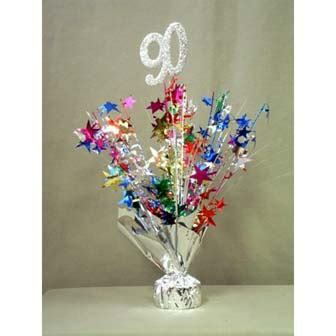 90th birthday centerpieces 90th decorations accessories supplies 90th