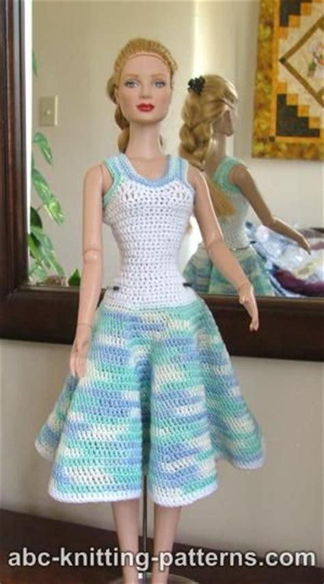 fashion doll crochet patterns crochet doll fashion free pattern free patterns