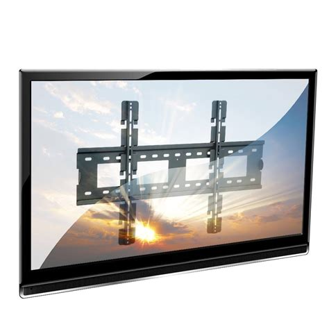 lcd led plasma tv wall bracket mount for up to 60kg