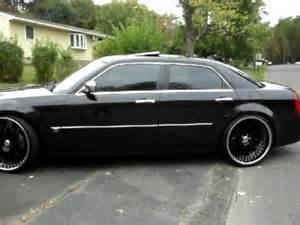 24 Inch Rims Chrysler 300c Chrysler 300c On 24 Inch Asanti Wheels