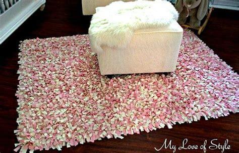 shag dyi diy this impressive shaggy rug good housekeeping home
