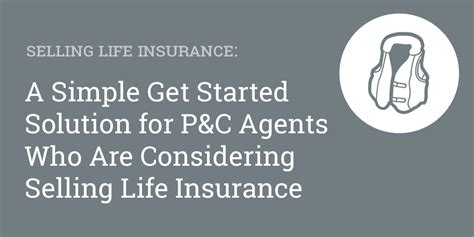 Getting Started In Brokers 3 easy steps for p c agents to start selling insurance