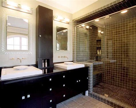 Modern Bathroom Decor Modern Bathroom Decorating Ideas Nightvale Co