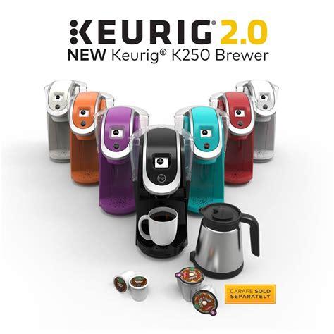 Keurig K250 2.0 Coffee Brewer Review ? Brians Coffee Maker Reviews