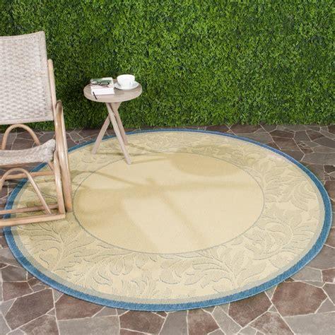 safavieh cy2666 3101 courtyard indoor outdoor area rug beige lowe s canada safavieh courtyard blue 6 ft 7 in x 6 ft 7 in indoor outdoor area rug cy2666