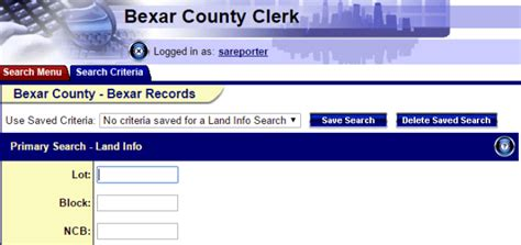 Bexar County Property Tax Records Search How To Research A Property S History Using Bexar County S Free Records Search