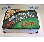Race Track Cake More 4th Birthday Ash S 21st Birthdays 5th