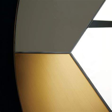 mirror shapes geo shapes wall mirror west elm