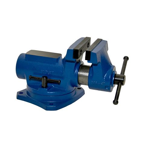 lowes bench vise shop yost 4 in gray iron compact bench vise at lowes com