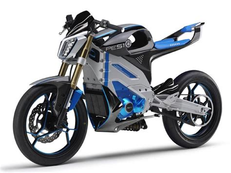 Two Wheeler Motorcycle by Yamaha Considering Electric Two Wheelers For India