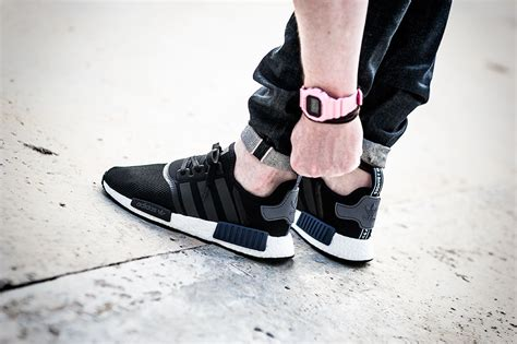 Adidas Nmd R1 Jd Sports Blue jd sports x adidas nmd r1 quot black blue quot retail sneaker shouts