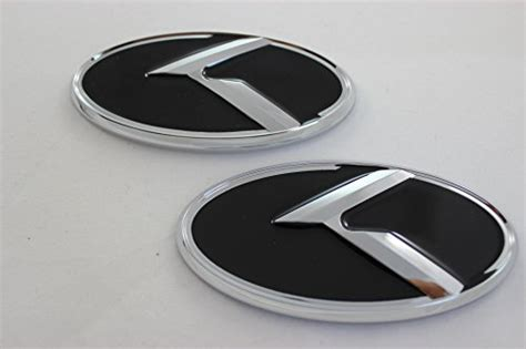 Kia Broken K Badge Kia Forte Koup 2pcs Chrome K Logo Vip Speed Badge Emblem