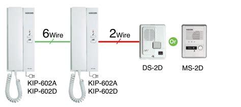 kocom intercom wiring diagram efcaviation