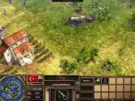 Age Of Empires 3 Ottoman Strategy Osmanlı Marşlarıyla Age Of Empires 3 Ottoman Empires