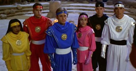 film ninja renjer mighty morphin power rangers the movie power rangers