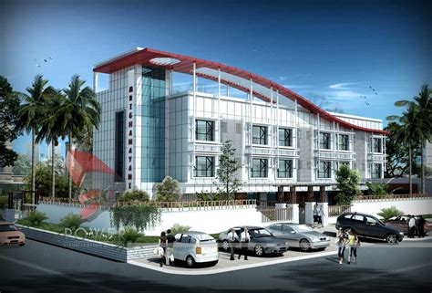 Small Office Building Plans hotel sports 3d design