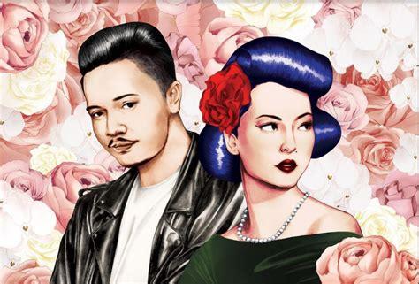 Makeup Laode dinikahi derby romero ini konsep makeup yang dipilih adinda tabloidbintang