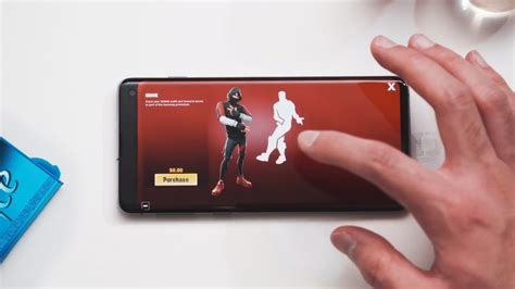 unlocking  ikonik skin redeeming process  samsung