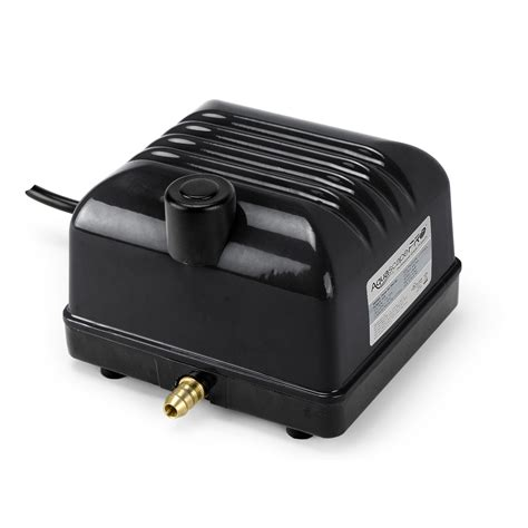 aquascape pro aquascape pro air 20 aeration compressor aquascapes
