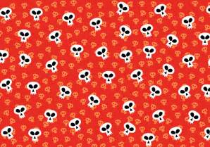 wrapping paper nightmare before wrapping paper x