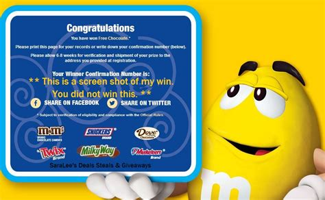 Instant Win Crazy - m m share your all time favorites instant win game 4 27 daily saralee s deals steals