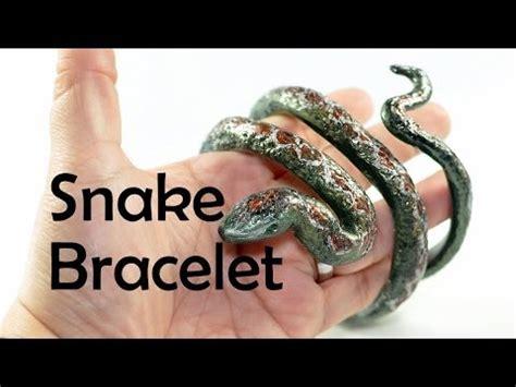 construct 2 snake tutorial snake bracelet and st for snake s skin polymer clay