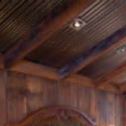 corrugated metal ceiling for the home